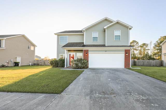 237 Emerald Ridge Road, Jacksonville, NC 28546 (MLS #100243724) :: Liz Freeman Team