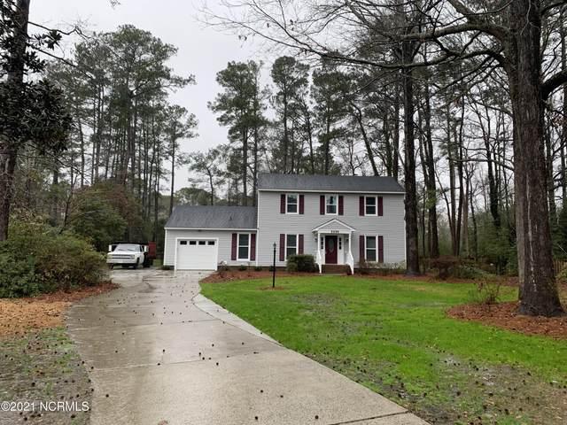 3200 Hunt Club Lane, Trent Woods, NC 28562 (MLS #100243801) :: Thirty 4 North Properties Group