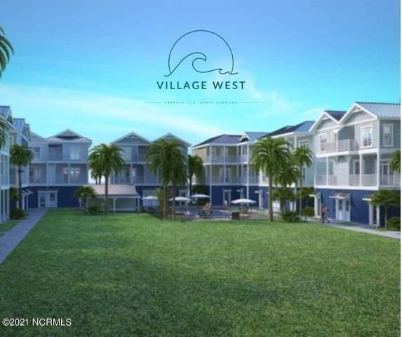 205 Islander Drive D, Emerald Isle, NC 28594 (MLS #100243826) :: Great Moves Realty