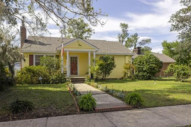 2120 Adams Street, Wilmington, NC 28401 (MLS #100243852) :: Vance Young and Associates