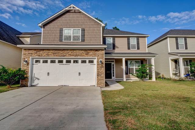 3830 Willowick Park Drive, Wilmington, NC 28409 (MLS #100244072) :: Berkshire Hathaway HomeServices Hometown, REALTORS®