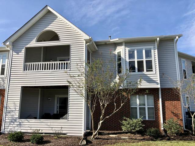 4110 Breezewood Drive #201, Wilmington, NC 28412 (MLS #100244141) :: Coldwell Banker Sea Coast Advantage