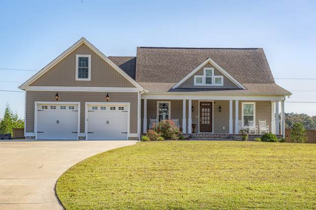 109 Staffordshire Drive, New Bern, NC 28562 (MLS #100244228) :: Barefoot-Chandler & Associates LLC