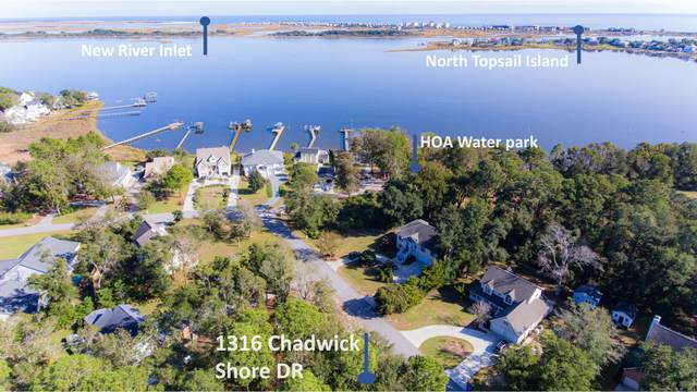 1316 Chadwick Shores Drive, Sneads Ferry, NC 28460 (MLS #100244315) :: Thirty 4 North Properties Group