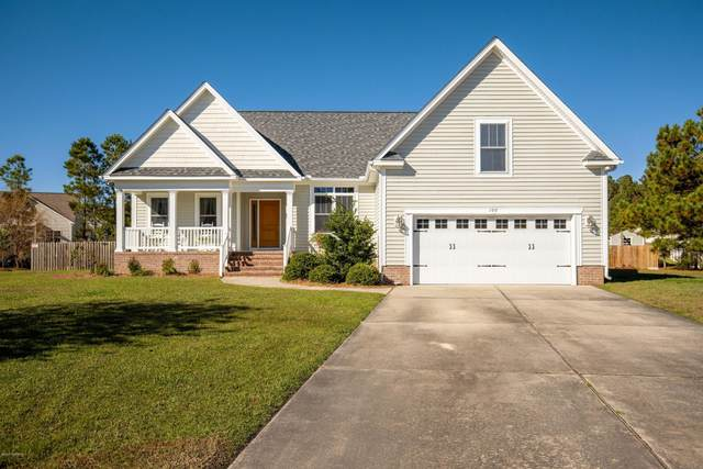 106 Durwood Court, New Bern, NC 28562 (MLS #100244488) :: Carolina Elite Properties LHR