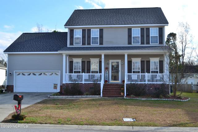 3533 Lena Lane, Greenville, NC 27834 (MLS #100244495) :: Frost Real Estate Team