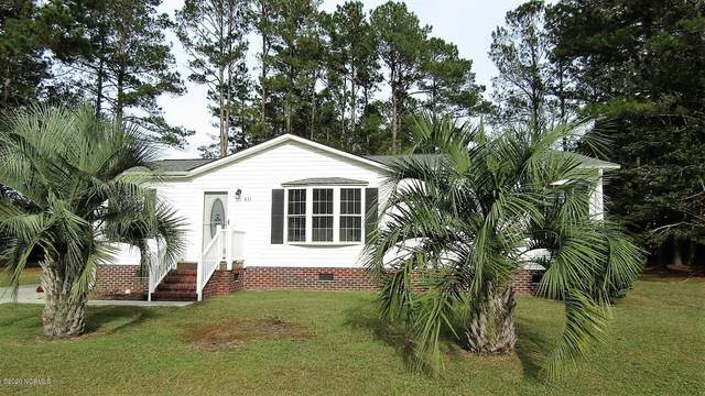 833 Watson Avenue SW, Calabash, NC 28467 (MLS #100244626) :: Liz Freeman Team