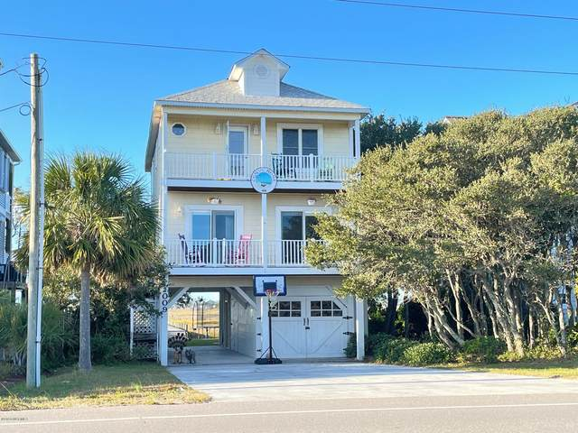 1009 N New River Drive, Surf City, NC 28445 (MLS #100244633) :: CENTURY 21 Sweyer & Associates
