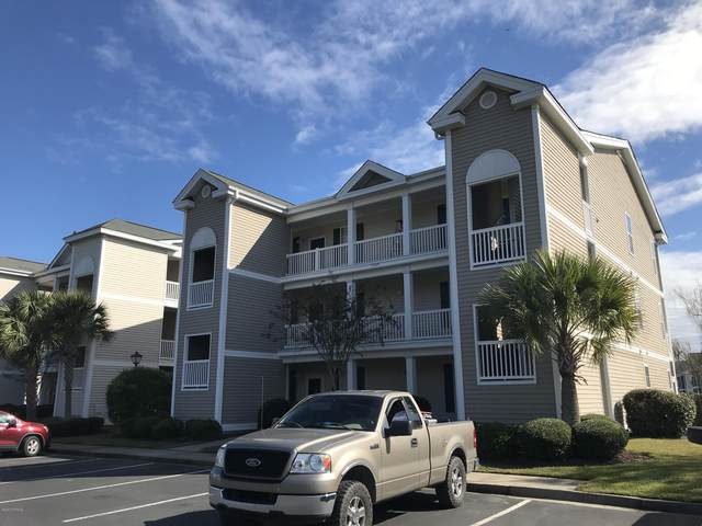7509 Moorhen Lane SW 52B, Sunset Beach, NC 28468 (MLS #100244679) :: Lynda Haraway Group Real Estate
