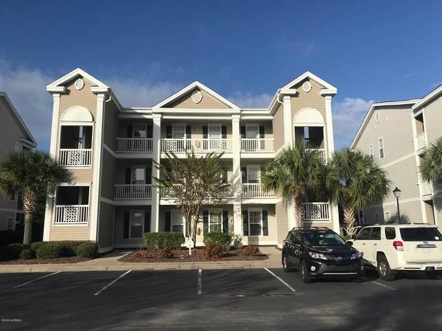 872 Great Egret Circle SW 6E, Sunset Beach, NC 28468 (MLS #100244804) :: Lynda Haraway Group Real Estate