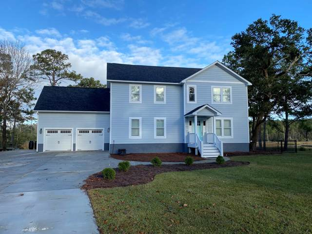146 Hunting Bay Drive, Cape Carteret, NC 28584 (MLS #100245025) :: Thirty 4 North Properties Group