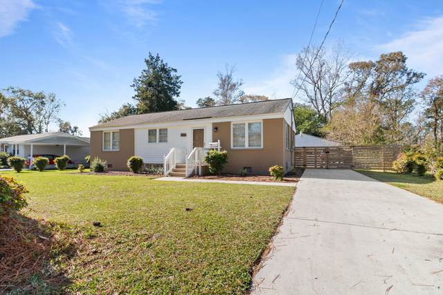 607 Vernon Drive, Jacksonville, NC 28540 (MLS #100245150) :: Thirty 4 North Properties Group