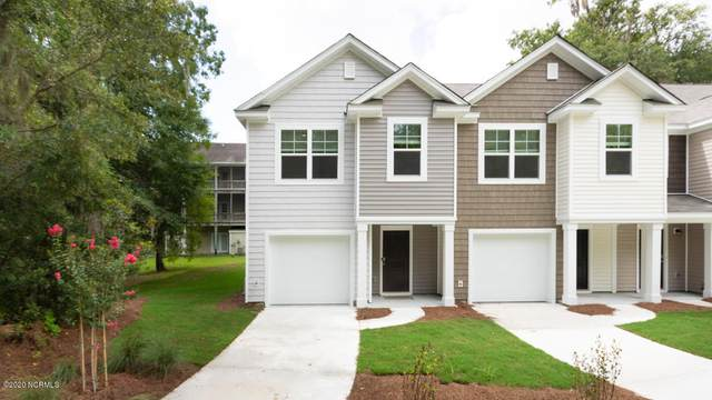 7683 Knightbell Circle Bld 3 Unit 12, Leland, NC 28451 (MLS #100245251) :: Barefoot-Chandler & Associates LLC