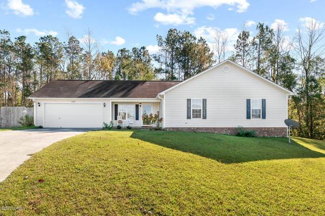 129 Stepping Stone Trail, Jacksonville, NC 28546 (MLS #100245628) :: Liz Freeman Team