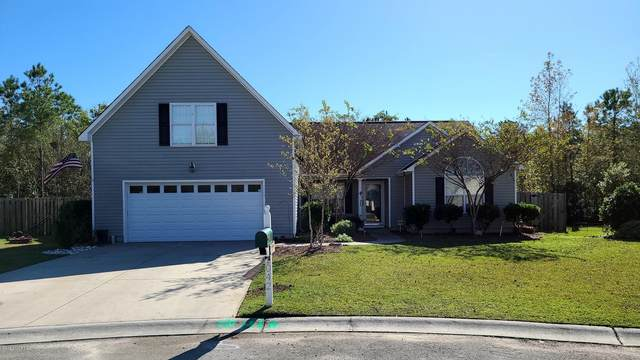 1042 Stoney Woods Lane, Leland, NC 28451 (MLS #100245677) :: Vance Young and Associates