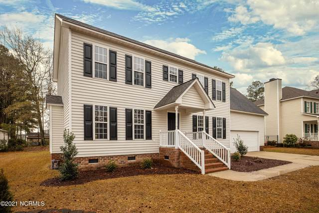 630 Chaucer Drive, Winterville, NC 28590 (MLS #100245750) :: Frost Real Estate Team
