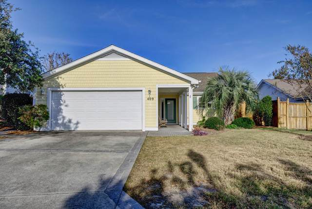 409 Venus Court, Wilmington, NC 28405 (MLS #100245941) :: Barefoot-Chandler & Associates LLC