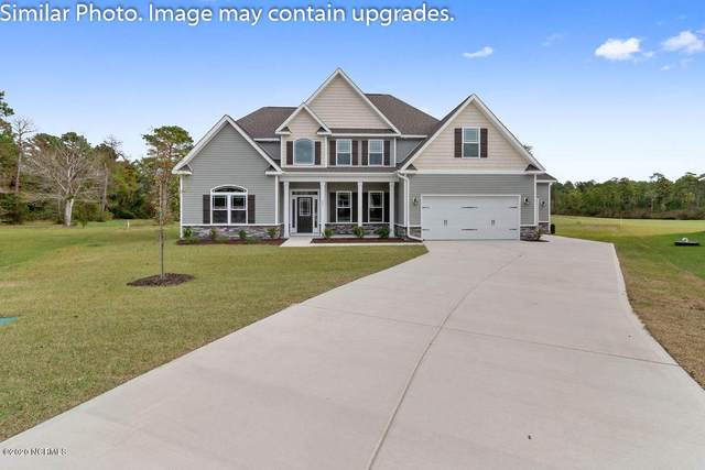 000 Bear Run Lot 50, Jacksonville, NC 28540 (MLS #100246031) :: Barefoot-Chandler & Associates LLC