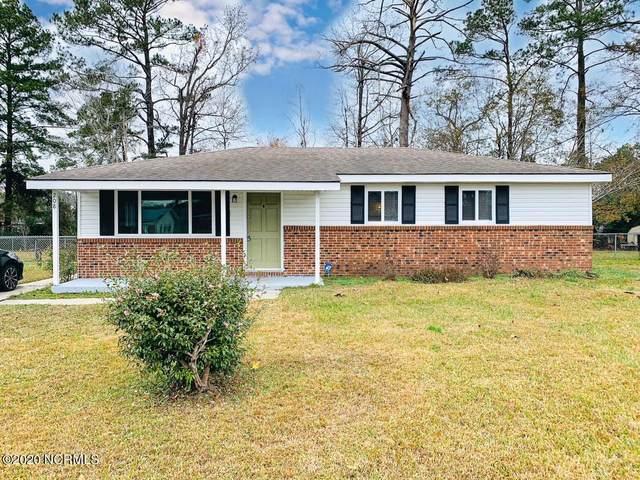 208 Shamrock Drive, Jacksonville, NC 28540 (MLS #100246320) :: Frost Real Estate Team