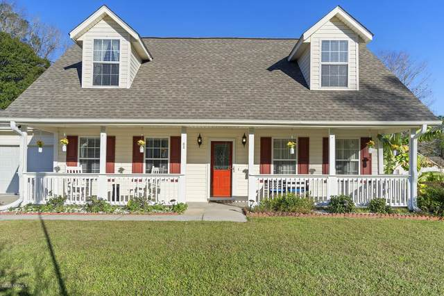 63 Plantation Drive SW, Ocean Isle Beach, NC 28469 (MLS #100246529) :: Carolina Elite Properties LHR