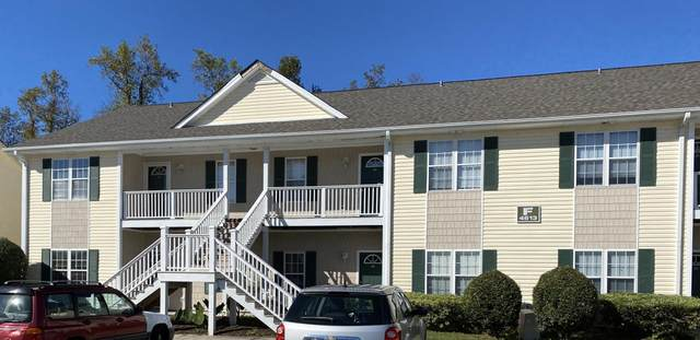 4613 Mcclelland Drive F-102, Wilmington, NC 28405 (MLS #100246608) :: Coldwell Banker Sea Coast Advantage