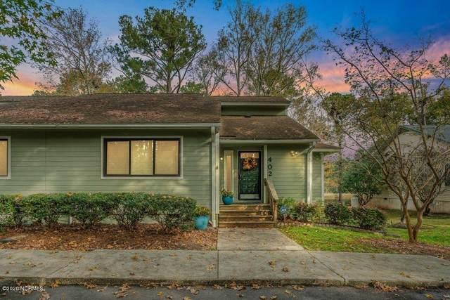402 Crooked Creek Lane #402, Wilmington, NC 28409 (MLS #100246769) :: Carolina Elite Properties LHR