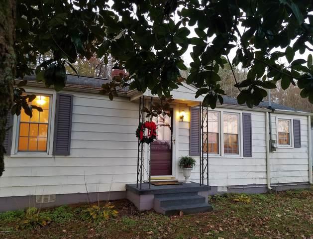 3376 W Howard Avenue, Tarboro, NC 27886 (MLS #100247096) :: Barefoot-Chandler & Associates LLC