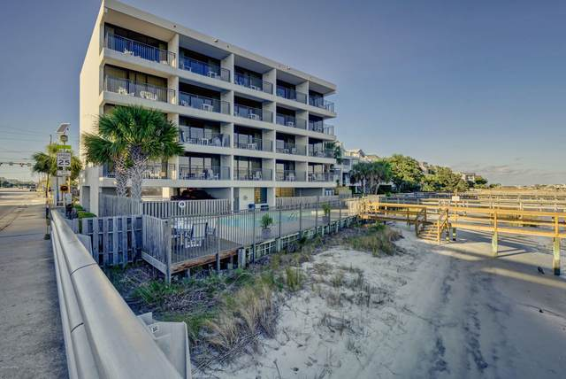 701 Causeway Drive 1-A, Wrightsville Beach, NC 28480 (MLS #100247294) :: The Oceanaire Realty