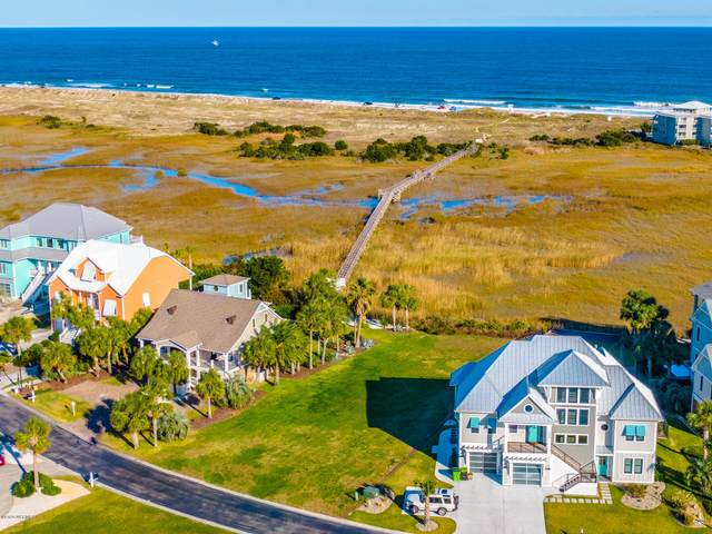 410 Oceana Way, Carolina Beach, NC 28428 (MLS #100247419) :: CENTURY 21 Sweyer & Associates
