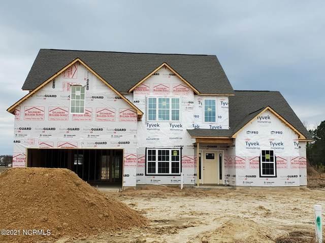 446 Sandcastle Street, Grimesland, NC 27837 (MLS #100247444) :: Lynda Haraway Group Real Estate