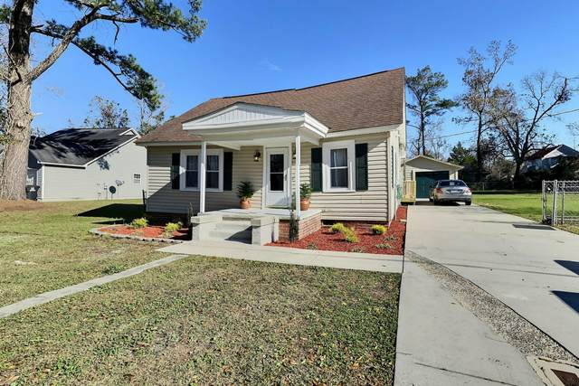 507 Jenkins Avenue, Maysville, NC 28555 (MLS #100247458) :: Frost Real Estate Team