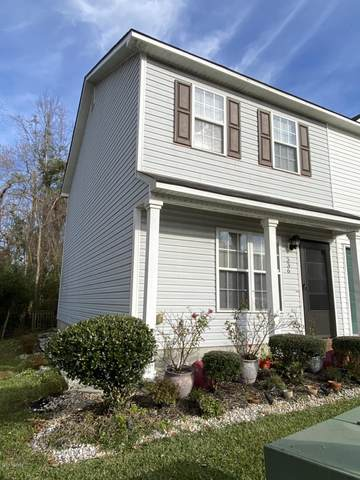 336 Bracken Place, Jacksonville, NC 28540 (MLS #100247868) :: Stancill Realty Group