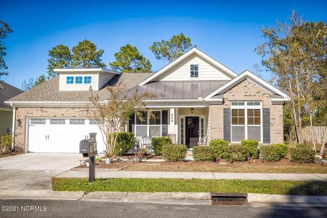 649 Julia Drive, Wilmington, NC 28412 (MLS #100248202) :: Carolina Elite Properties LHR
