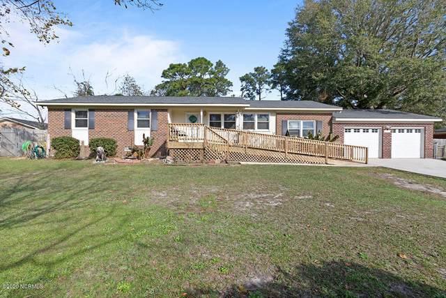 222 Mohawk Trail, Wilmington, NC 28409 (MLS #100248205) :: CENTURY 21 Sweyer & Associates