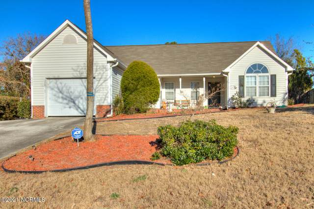 6709 Lipscomb Drive, Wilmington, NC 28412 (MLS #100248562) :: Stancill Realty Group