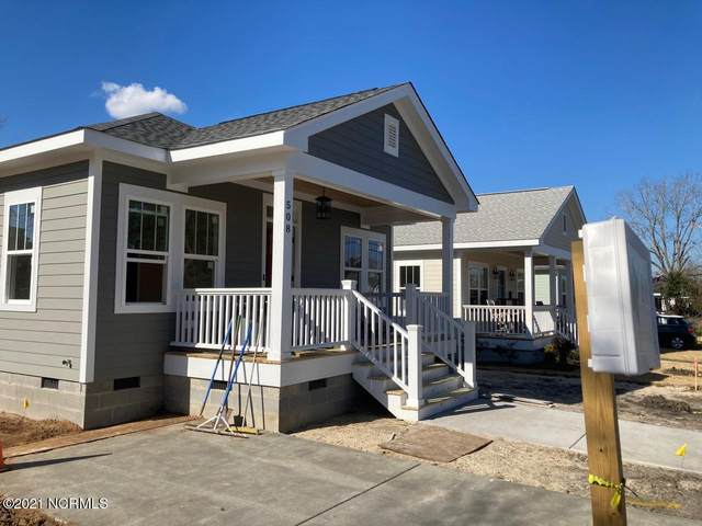 508 S 18th Street, Wilmington, NC 28403 (MLS #100249488) :: Frost Real Estate Team