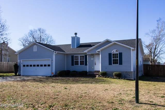 105 Linden Road, Richlands, NC 28574 (MLS #100249515) :: Barefoot-Chandler & Associates LLC