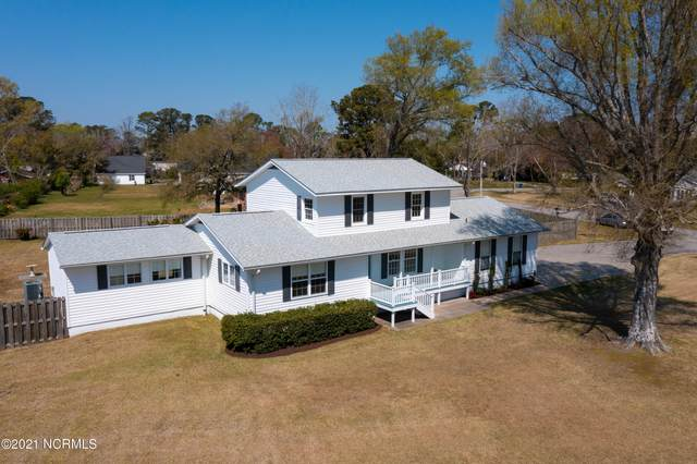 2301 Shore Drive, Morehead City, NC 28557 (MLS #100249556) :: Vance Young and Associates