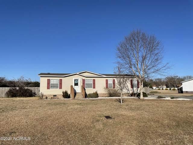 115 Hidden Creek Drive, Swansboro, NC 28584 (MLS #100249757) :: Coldwell Banker Sea Coast Advantage