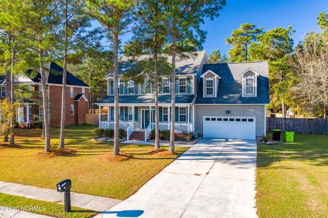 106 Forest Lane, Swansboro, NC 28584 (MLS #100249802) :: Stancill Realty Group