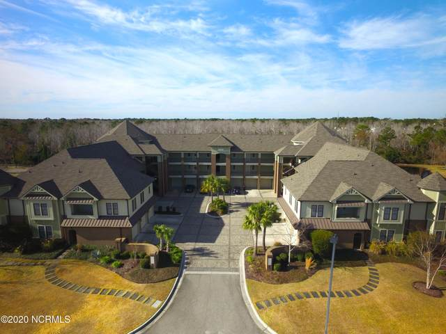 6809 Mayfaire Club Drive #205, Wilmington, NC 28405 (MLS #100249994) :: Thirty 4 North Properties Group