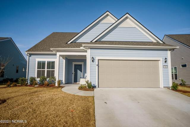 711 Broomsedge Terrace, Wilmington, NC 28412 (MLS #100250036) :: Frost Real Estate Team