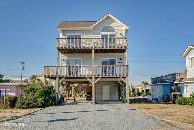 710 Ocean Boulevard, Topsail Beach, NC 28445 (MLS #100250252) :: Vance Young and Associates