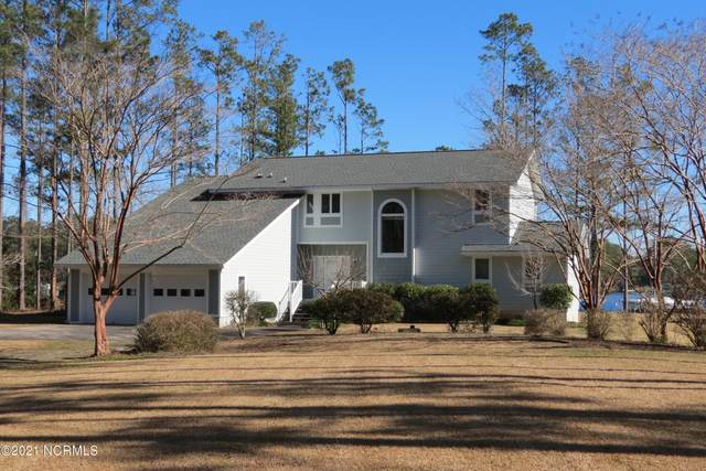 34 Fork Point Road W, Oriental, NC 28571 (MLS #100250268) :: The Tingen Team- Berkshire Hathaway HomeServices Prime Properties