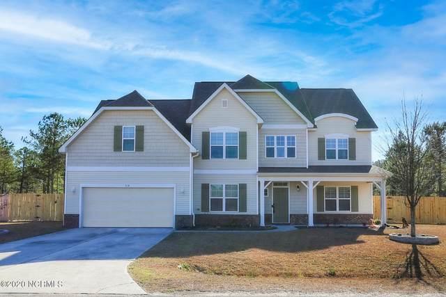 110 Pamlico Drive, Holly Ridge, NC 28445 (MLS #100250534) :: Thirty 4 North Properties Group