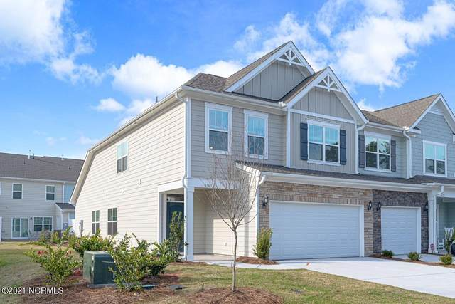 8966 Plantation Landing Drive #8, Wilmington, NC 28411 (MLS #100250787) :: Thirty 4 North Properties Group