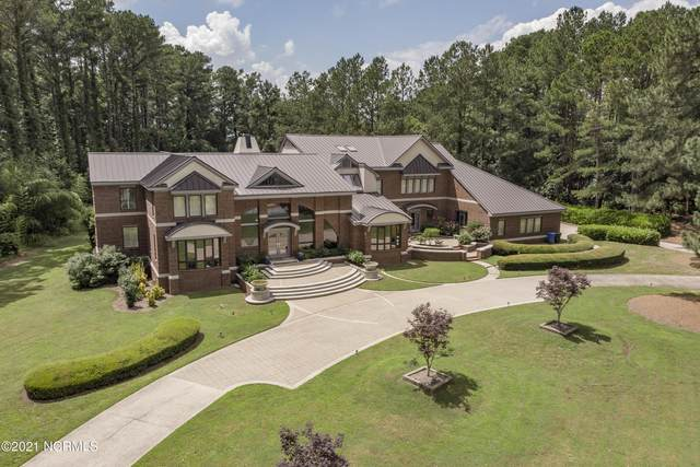 3307 Jennings Farm Drive NW, Wilson, NC 27896 (MLS #100250952) :: Stancill Realty Group