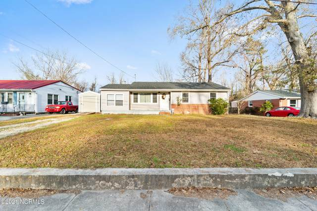 203 Dewitt Street, Jacksonville, NC 28540 (MLS #100251021) :: The Keith Beatty Team