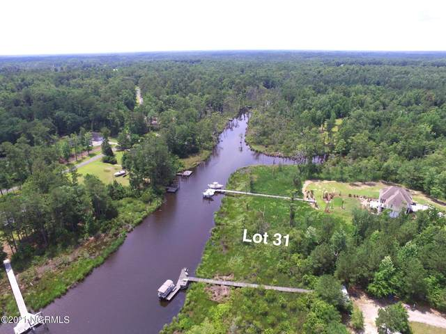 Lot 31 Bluff Road, Chocowinity, NC 27817 (MLS #100251027) :: Berkshire Hathaway HomeServices Hometown, REALTORS®