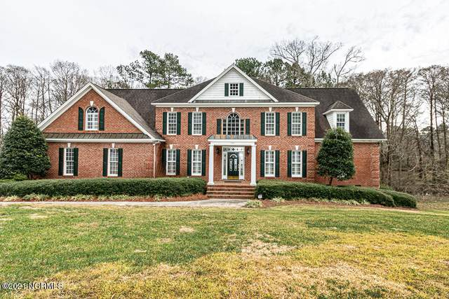 1201 Tavern Landing, Rocky Mount, NC 27804 (MLS #100251135) :: Carolina Elite Properties LHR